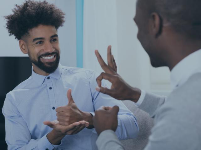 Why American Sign Language Interpreters are Bilingual, Bicultural, and Bimodal