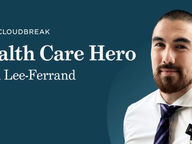 Healthcare Heroes: Evan Lee-Ferrand at VCU Health