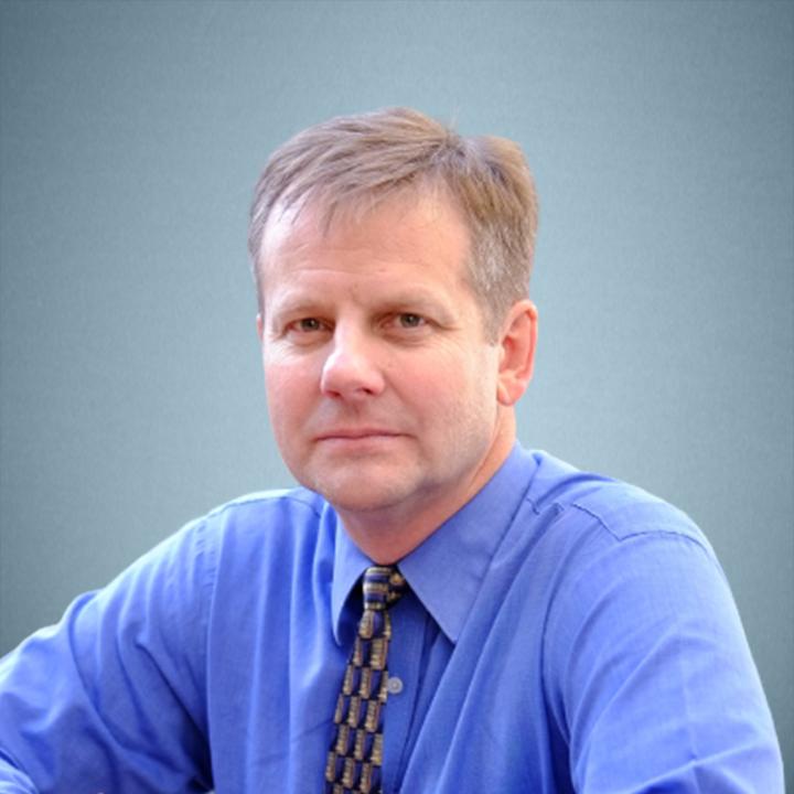 Jeff Mercer headshot