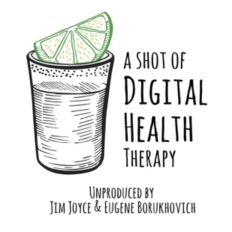 Shot of #DigitalHealth Therapy – Jamey Edwards