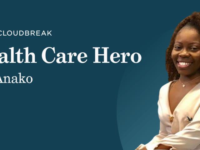 Health Care Heroes: Chineye Anako