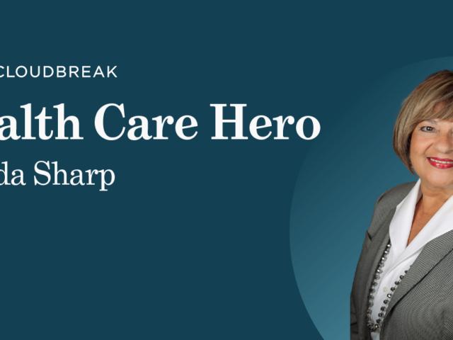 Health Care Hero: Wanda Sharp